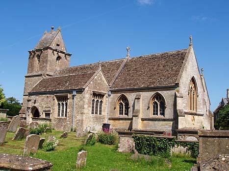 St James Church South Wraxall