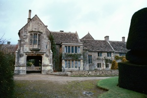 South Wraxall Manor