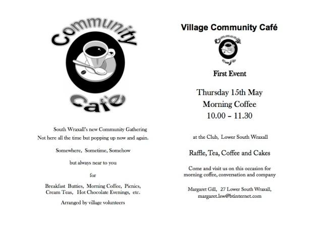 Village-Cafe-Poster