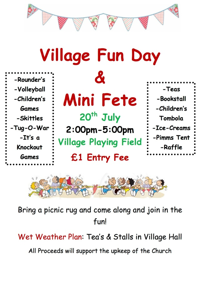 Village Fun Day-2