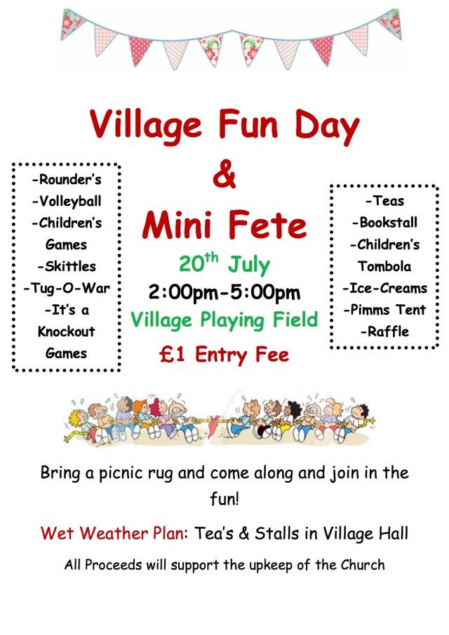 Village Fun Day-2