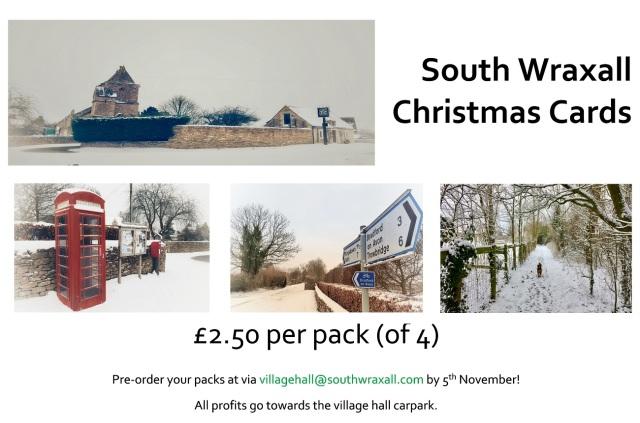 South Wraxall Chrismas Cards - Poster3
